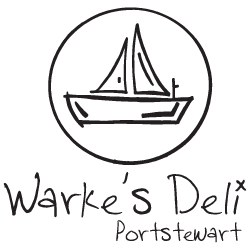 Warke's Deli – Portstewart – Homemade treats for any time of the day